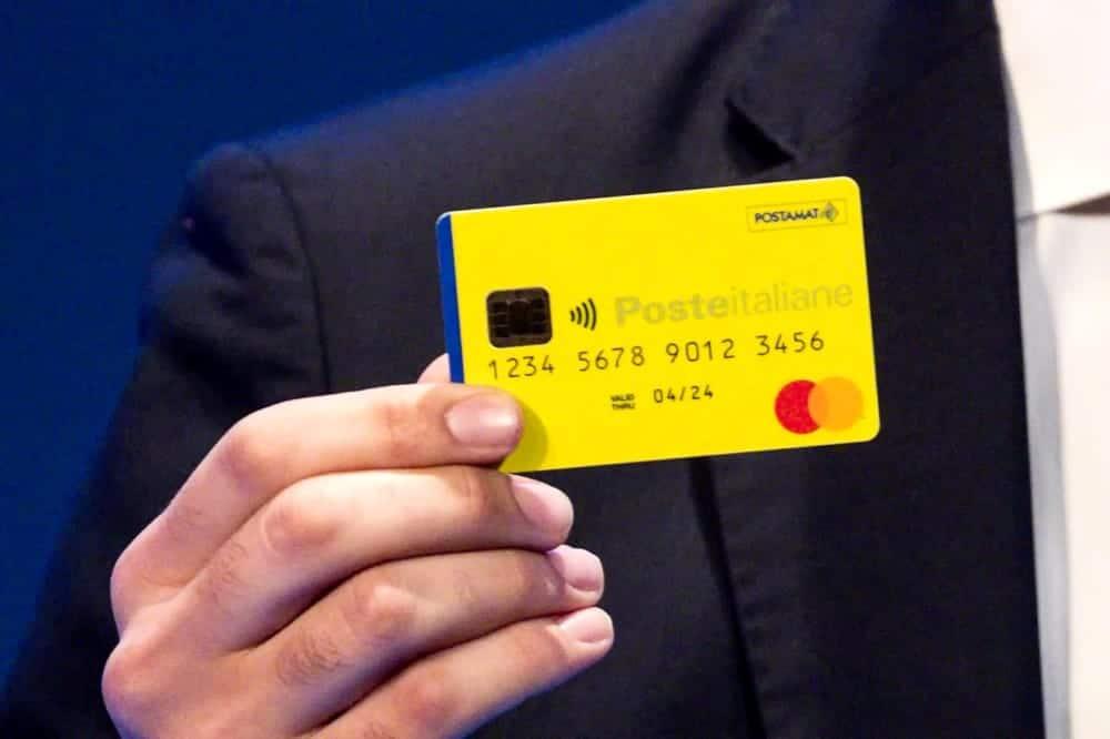 Card Reddito di Cittadinanza