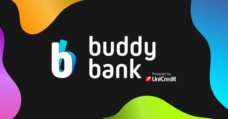 Conto online Buddy Bank
